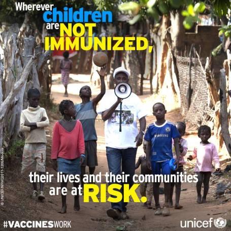 Unicef #VaccinesWork 7