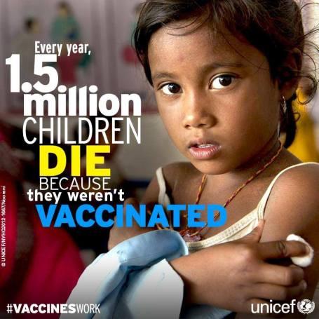 Unicef #VaccinesWork 2