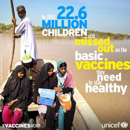 Unicef #VaccinesWork 5