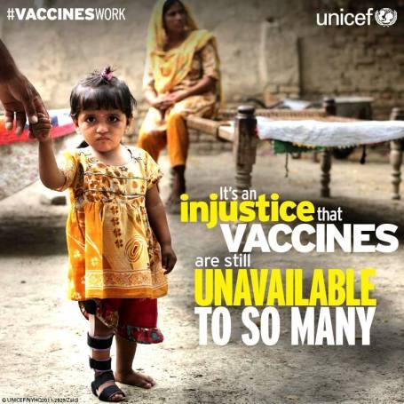 Unicef #VaccinesWork 8